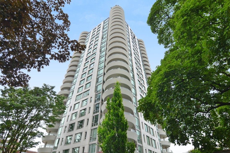 # 402 1020 HARWOOD ST - West End VW Apartment/Condo for sale, 2 Bedrooms (V1130951) #1