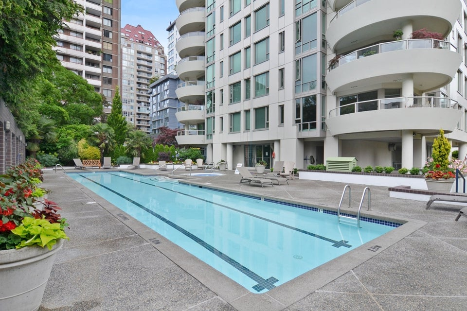 ... 402 1020 HARWOOD ST   West End VW Apartment/Condo For Sale, 2