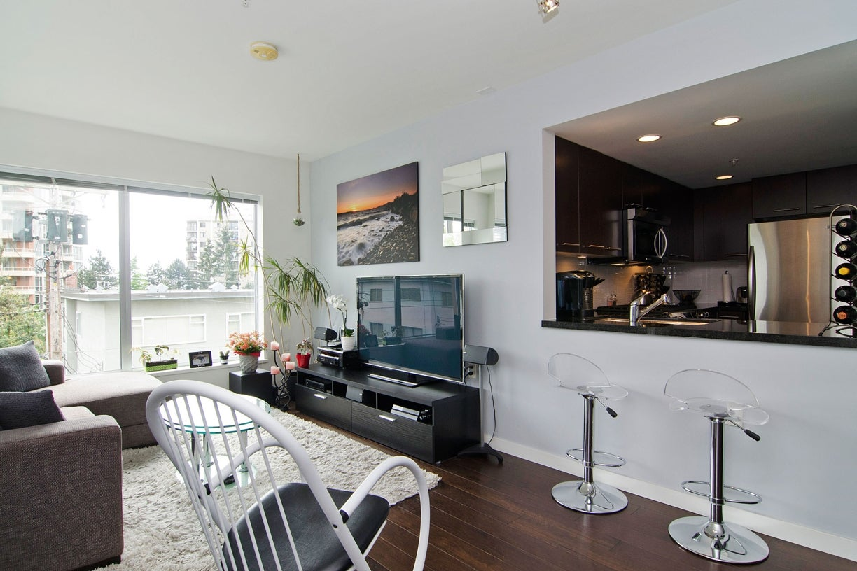 211 1288 CHESTERFIELD AVENUE - Central Lonsdale Apartment/Condo for sale, 1 Bedroom (R2072097) #3