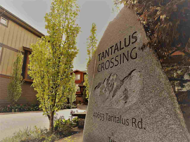 23 40653 TANTALUS ROAD - Tantalus Townhouse for sale, 3 Bedrooms (R2164157) #1