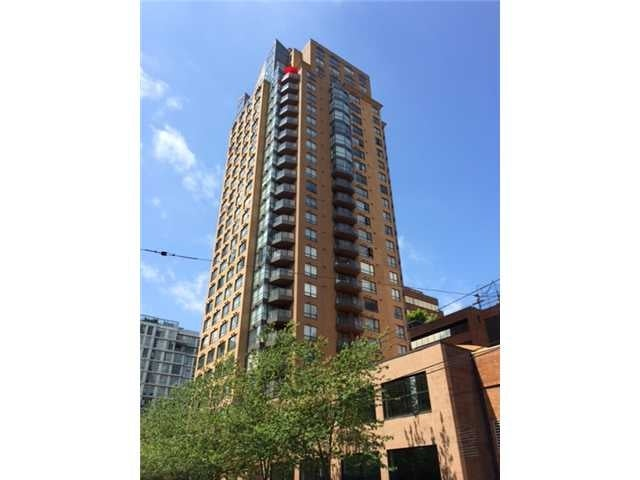 #806 1189 HOWE ST - Downtown VW Apartment/Condo for sale, 1 Bedroom (V1068356) #1